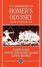 A Commentary on Homers Odyssey: Volume III: Books XVII-XXIV
