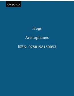 Book Frogs by Aristophanes