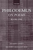 Book Philodemus: On Poems, Book 1 by Richard Janko