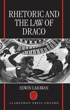 Rhetoric and the Law of Draco