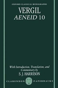 Book Virgil: Aeneid 10 by S. J. Harrison