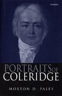 Book Portraits of Coleridge by Morton D. Paley