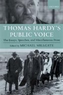 Book Thomas Hardys Public Voice: The Essays, Speeches, and Miscellaneous Prose by Thomas Hardy