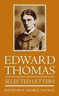 Book Edward Thomas: Selected Letters by Edward Thomas