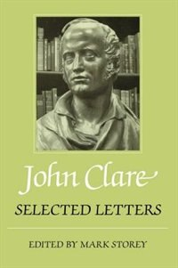 Book Selected Letters by John Clare