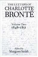 Book The Letters of Charlotte Bronte: With a Selection of Letters by Family and Friends Volume II: 1848… by Charlotte Bronte