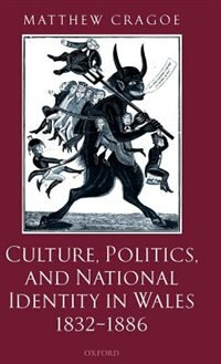 Book Culture, Politics, and National Identity in Wales 1832-1886 by Matthew Cragoe