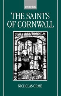 Book The Saints of Cornwall by Nicholas Orme