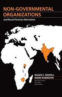 Book Non-Governmental Organizations and Rural Poverty Alleviation by Mark Robinson