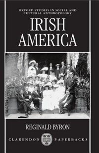 Book Irish America by Byron, Reginald