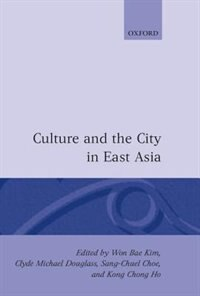 Book Culture and the City in East Asia by Won Bae Kim