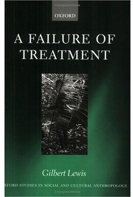 Book A Failure of Treatment by Gilbert Lewis