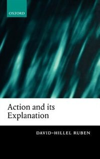 Book Action and its Explanation by David-Hillel Ruben
