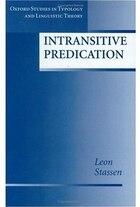 Intransitive Predication