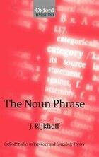 The Noun Phrase