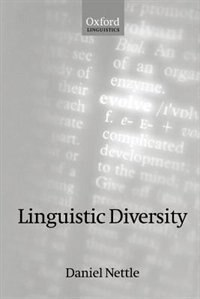 Book Linguistic Diversity by Daniel Nettle