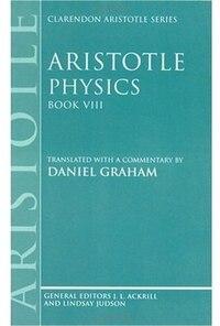 Aristotle: Physics, Book VIII