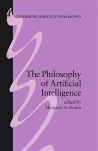 Book The Philosophy of Artificial Intelligence by Margaret A. Boden