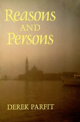 Book Reasons and Persons by Derek Parfit