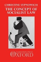 The Concept of Socialist Law