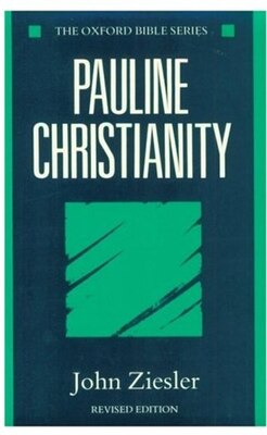 Book Pauline Christianity by J. A. Ziesler