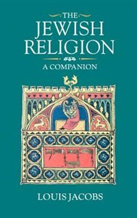 Book The Jewish Religion: A Companion by Louis Jacobs
