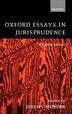 Oxford Essays in Jurisprudence: Fourth Series: Oxford Essays In Jurisprudence by Jeremy Horder