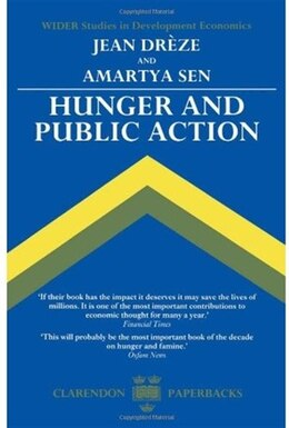 Book Hunger and Public Action by Jean Dreze