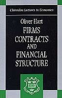 Book Firms, Contracts, and Financial Structure by Oliver Hart