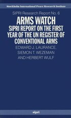 Arms Watch: SIPRI Report on the First Year of the UN Register of Conventional Arms