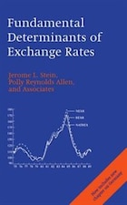 Fundamental Determinants of Exchange Rates