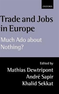 Book Trade and Jobs in Europe: Much Ado About Nothing? by Mathias Dewatripont
