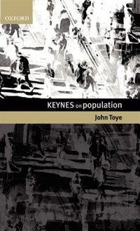 Book Keynes on Population by John Toye