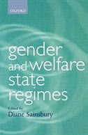 Book Gender and Welfare State Regimes by Diane Sainsbury