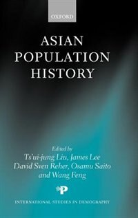Book Asian Population History by Tsui-jung Liu