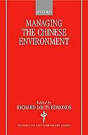 Book Managing the Chinese Environment by Richard Louis Edmonds