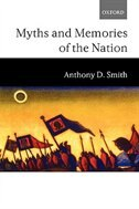 Book Myths and Memories of the Nation by Anthony D. Smith