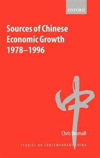 Sources of Chinese Economic Growth, 1978-1996: Sources Of Chinese Economic Gr