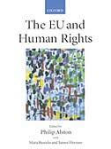 Book The EU and Human Rights by Philip Alston