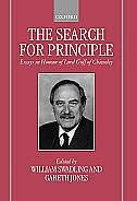 Book The Search for Principle: Essays in Honour of Lord Goff of Chieveley by Gareth Jones