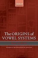 Book The Origins of Vowel Systems by Bart de Boer
