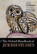 Book The Oxford Handbook of Jewish Studies by Jeremy Cohen