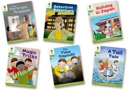 Book Oxford Reading Tree Biff, Chip and Kipper Stories Decode and Develop: Level 7 Pack of 6 by Roderick Hunt