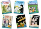 Oxford Reading Tree Biff, Chip and Kipper Stories Decode and Develop: Level 9 Pack of 6