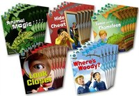 Project X Origins: Turquoise Book Band, Oxford Level 7 Hide and Seek: Class Pack of 30