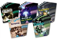 Project X Origins: Grey Book Band, Oxford Level 13 Great Escapes: Class Pack of 30