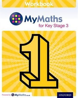 Book MyMaths: Key Stage 3 Workbook 1 by Ray Allan