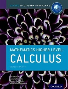 Book IB Mathematics Higher Level Option Calculus: Oxford IB Diploma Programme by Marlene Torres-Skoumal