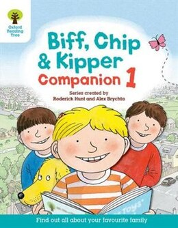 Book Oxford Reading Tree: Reception / Year 1 Biff, Chip and Kipper Companion 1 by Roderick Hunt