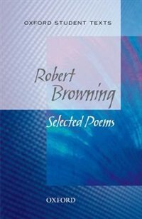 Book New Oxford Student Texts: Robert Browning by Robert Browning